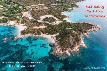 Marketing Turistico Territoriale Olbia