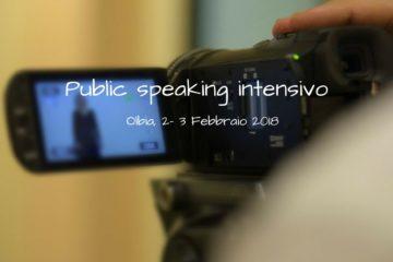 Public speaking intensivo