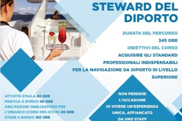 Hostess e Steward del diporto